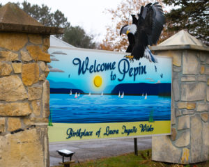 Welcome to Pepin - Birthplace of Laura Ingalls Wilder